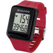 Sigma hartslagmeter id.go rouge analoge borstband