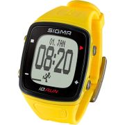 Sigma sporthorloge id.run geel gps activity tracke