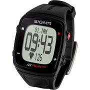 Sigma hartslagmeter id.run hr zwart polsmeting gps