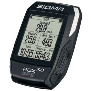 Sigma fietscomputer Rox 7.0 GPS zwart
