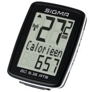Sigma fietscomputer BC916 ATS