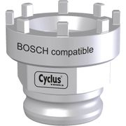 Cyclus snap.in montageadapter contraring bosch 3/b