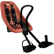 Thule yepp kinderzitje mini stuurpen brown
