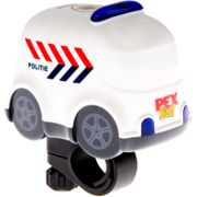 Pexkids toeter politieauto finn