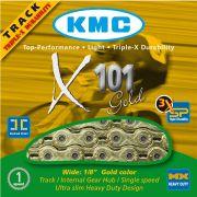 KMC kettingX101 Go 1/8 BMX