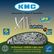 KMC kettingX11e EPT 118L
