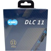 KMC kettingDLC11 black/blue