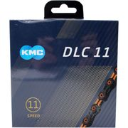 KMC kettingDLC11 black/orange