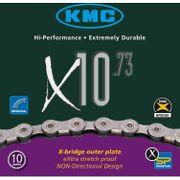 Kmc ketting 11/128 x10-73 114l 10speed