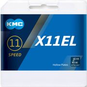 Kmc ketting 11-speed x11el 118 links zwart tech