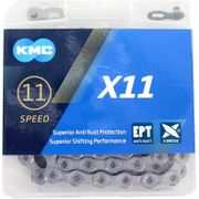 Kmc ketting 11-speed x11 ept 118 links