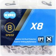 Kmc ketting 8-speed x8 ept 114 links