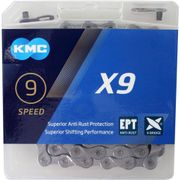 Kmc ketting 9-speed x9 ept 114 links