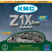 KMC kettingZ1X EPT 3/32 narrow