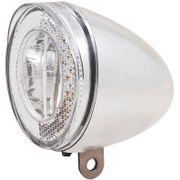Spanninga koplamp Swingo Xdo aan/uit dynamo 20 lux chroom