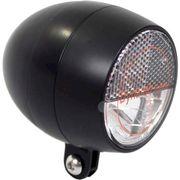 Cortina koplamp Amsterdam dyn zwart oem