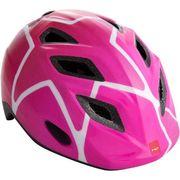 MET helm Elfo pink stars 46-53 roze