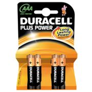 Duracell batterij plus power lr03 aaa (4)