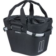 Fietsmand Classic Carry All Front 15 liter - zwart