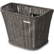 Basil mand Boston rattan grey