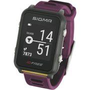 Sigma sporthorloge id.free plum