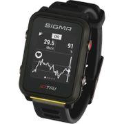 Sigma sporthorloge id.tri black