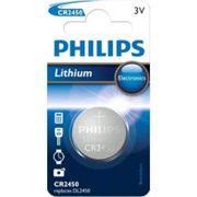 Philips batt CR2450 Lith 3V BP1