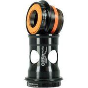 Praxis trapas adapter Shim-BB30 PF30 Road 68mm zwart
