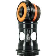Praxis trapas adapter Shim-BB30 PF30 MTB 73mm zwart
