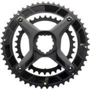 Praxis kettingblad X-ring LT2 106/104BCD 53/39T zwart
