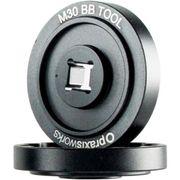 Praxis bottom bracket pers M30 zwart