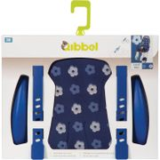 Qibbel stylingset luxe v royal blauw