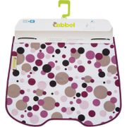 WINDD WIDEK QIBBEL STYLINGSET DOTS PURPLE