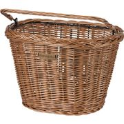 Fietsmand Basil Bremen Wicker KF - naturel