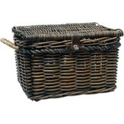 Rotan fietsmand Melbourne Medium 24 liter 38 x 27