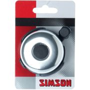 Simson Bel Hybride zilver