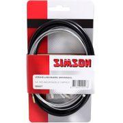 Simson Versnellingskabelset S.A. / Gazelle zwart