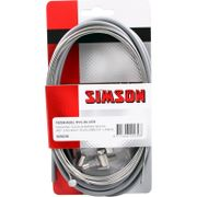 Simson Remkabelset Shimano Nexus Rollerbrake grijs