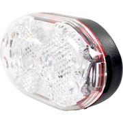 Simson koplamp licht voor led batterij bevestiging
