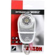 Simson koplamp white led batterij 5 lux