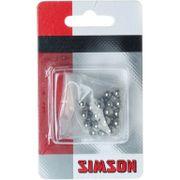 "DB0501A Simson Kogels 1/4"" 24 stuks"
