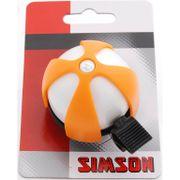 DB1104A Simson Bel SPORT wit-oranje