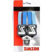 Simson snelbinder kort kob blauw