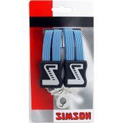 Simson Snelbinder 3 binder - hemelsblauw