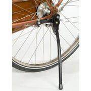 """Fietsstandaard Steco Bike Stabiel 26"""" - mat zwart"""