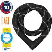 Abus kettingslot 8210/110 steel-o-chain iven zwart