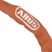 Abus kettingslot 1500/60 web orange