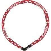 Abus kettingslot steel-o-chain 4804c/75 rood symbo