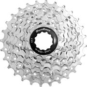 Sunrace cassette 11-28t 7 speed nickel