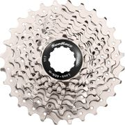 Cassette 10 speed 11-32 tands metallic aluminium spider